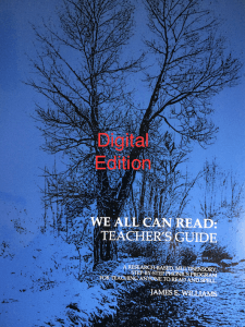 Teacher's Guide Cover-Digital Edition