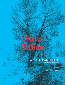 blacklines - digital edition